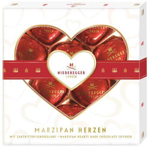 Marzipan Herzen als Werbeartikel als Werbeartikel
