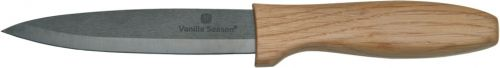 Keramikmesser mit Holzgriff Fukui Vanilla Season® als Werbeartikel