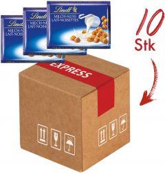 Präsentset Mini-Cargo Lindt Naps als Werbeartikel