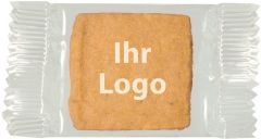 Guter Keks Hell Single - inkl. 1c Druck als Werbeartikel