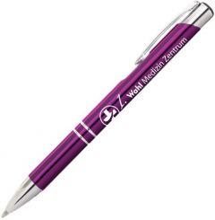 Kugelschreiber Crosby glänzend mit 4c-Inkjet-Druck als Werbeartikel