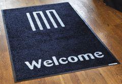 Fußmatte Jet-Print 85x120 cm als Werbeartikel