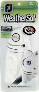 Golfhandschuh FootJoy WeatherSof als Werbeartikel