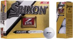 Golfball Srixon Zstar, inkl. Werbedruck als Werbeartikel