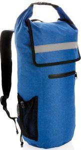 Wasserabweisender Rucksack als Werbeartikel