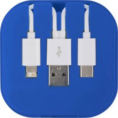 USB Ladekabel-Set Donau 4in1