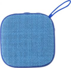 BT-Wireless Lautsprecher Denim als Werbeartikel