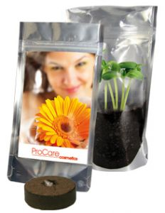 Office-Garden Ringelblumen als Werbeartikel