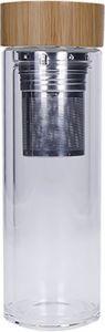Glasflasche Tea 0,45 l als Werbeartikel