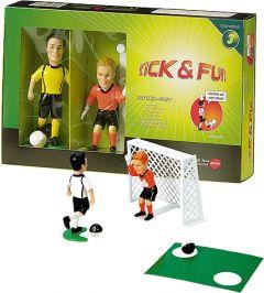 Kick und Fun Version 3 als Werbeartikel