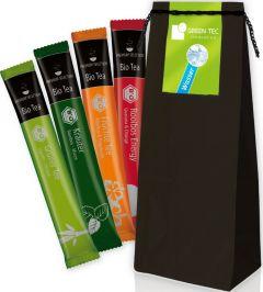 TeaBag inkl. 7 TeaSticks als Werbeartikel