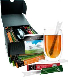 TeaSet inkl. 6 TeaSticks als Werbeartikel