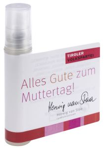 Mini Spray Thermalwasser als Werbeartikel