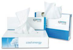 Hygienetücher VitaSoft® 70 mit 4c Druck + Lack als Werbeartikel