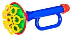 Pustefix  Seifenblasen Multi-Bubbel-Trompet als Werbeartikel