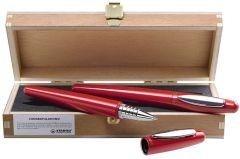 STABILO cigarro Box mit Kugelschreiber und Rollerball als Werbeartikel