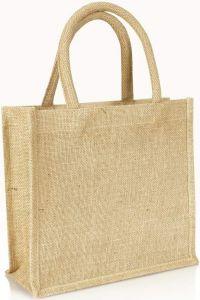 Kleine Jutetasche & Präsenttasche als Werbeartikel