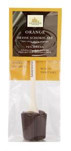Heiße Schokolade - Orange, 75% Cacao als Werbeartikel als Werbeartikel