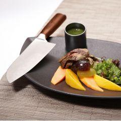Küchenmesser aus Japanstahl Kobe Vanilla Season® als Werbeartikel