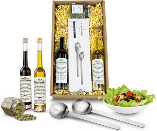 Präsentset Salat-Duett als Werbeartikel
