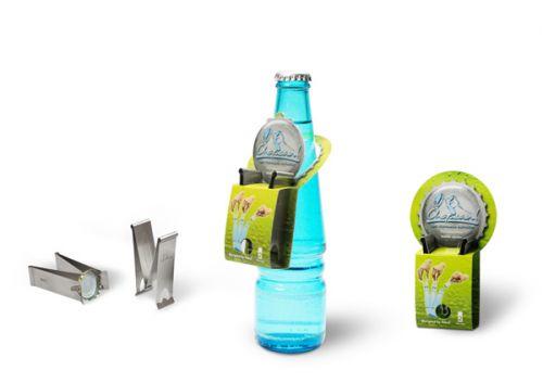 Flaschenöffner Chapeau als Werbeartikel