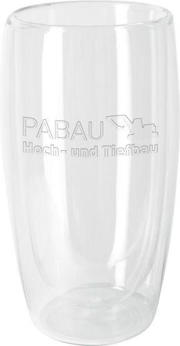 Thermoglas Nancy XL - 0,35 l als Werbeartikel