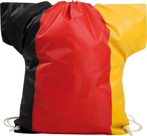 Sportbeutel Trikot Deutschland als Werbeartikel