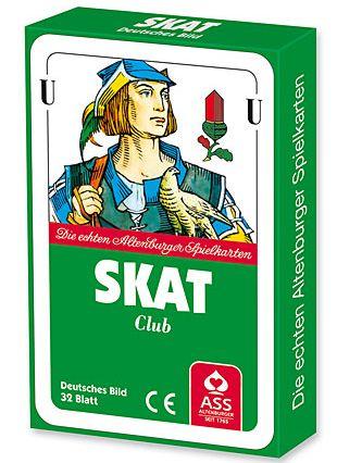 Skat Deutsches Bild inkl. Werbedruck als Werbeartikel