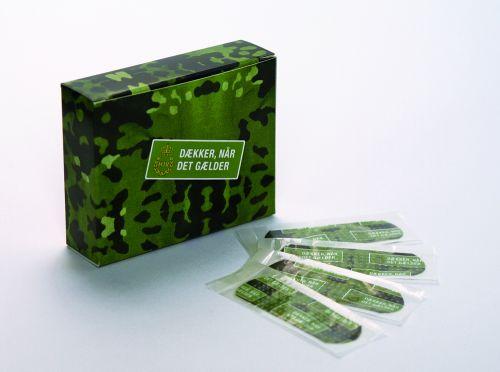 Pflastermäppchen BigPack mit 4c-Digitaldruck als Werbeartikel