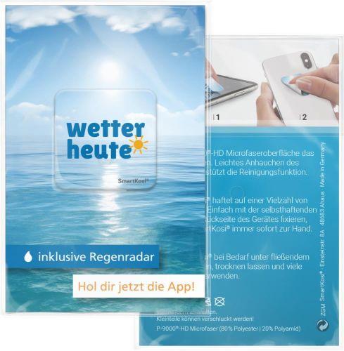 Display-Cleaner SmartKosi® 2,8x2,8 cm - 4 Wochen Lieferzeit als Werbeartikel