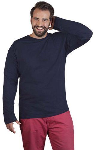 Promodoro Herren Premium Langarm T-Shirt als Werbeartikel