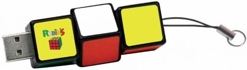Original Rubiks USB-Stick als Werbeartikel