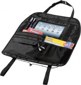Rücksitz Organiser mit iPad Fach als Werbeartikel