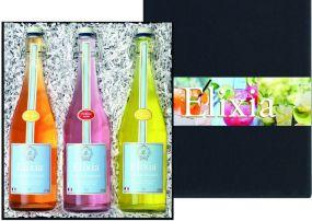 Präsentset Elixia Edel-Limonade als Werbeartikel