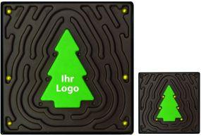 Spiel Tannenbaum-Challenge Z - Zartbitter als Werbeartikel