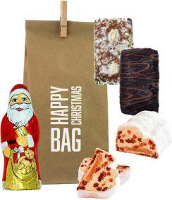 Präsentset Happy Xmas Bag Mix als Werbeartikel