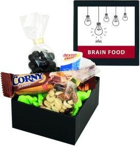 Präsentset Brain Food als Werbeartikel
