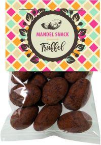 Trüffel Mandel Snack als Werbeartikel