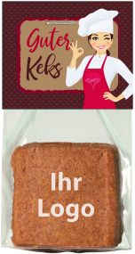 Guter Keks Dunkel 5er Pack als Werbeartikel