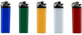 Reibrad Feuerzeug Atomic FW Softflame Einweg als Werbeartikel