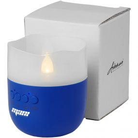 Bluetooth® Lautsprecher Candle Light als Werbeartikel