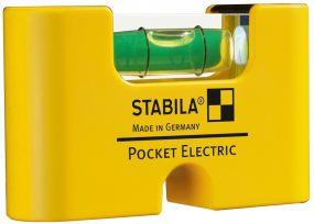 Wasserwaage Type Pocket Electric als Werbeartikel