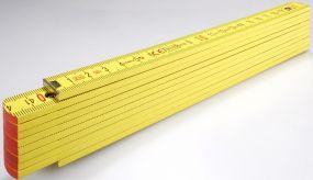 Holz-Gliedermaßstab Serie 700 2m