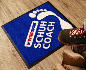 Fußmatte Jet-Print 40x60 cm als Werbeartikel