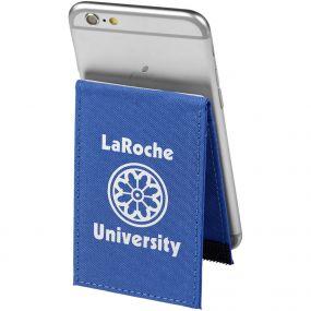 Premium RFID-Telefontasche mit Ständer als Werbeartikel