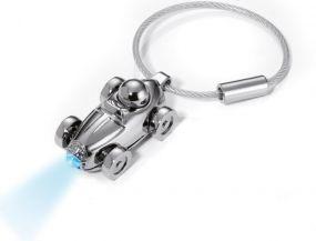 TROIKA Schlüsselanhänger LIGHT RACER als Werbeartikel