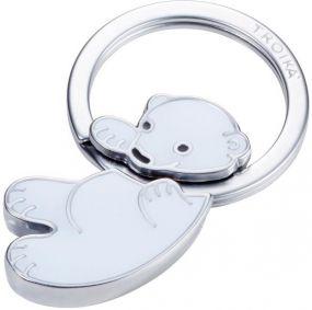 TROIKA Schlüsselanhänger POLAR BABY als Werbeartikel