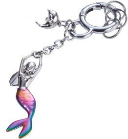 TROIKA Taschenanhänger Mermaid Iris als Werbeartikel