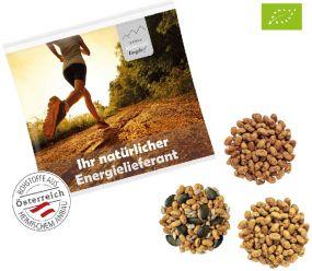 Knabber Snacks Original Soja 10g als Werbeartikel