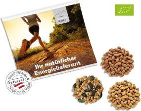 Bio Soja Snack Original als Werbeartikel